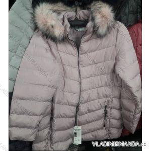 Bunda zimní dámská nadrozměrná (2xl-6xl) ELLEN ROSE PM119T-007