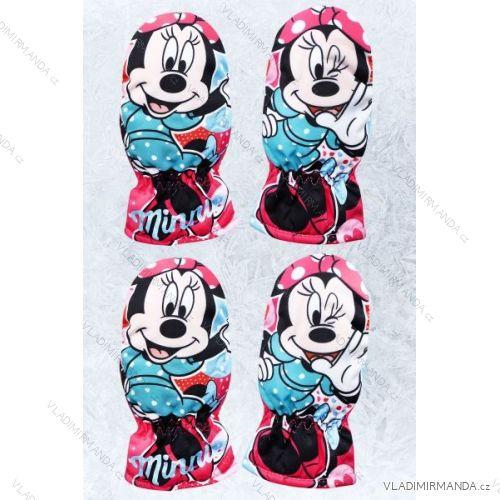 4153f940244 Rukavice palčáky lyžařské dětské dívčí minnie mouse (3-6let) SETINO MIN-A