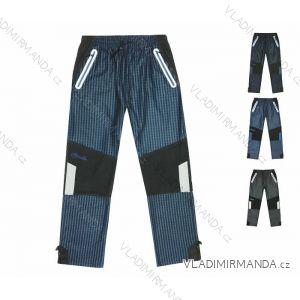 Kalhoty manžestr outdoor manžestrové tenké pánské (m-xxl) KUGO T5710