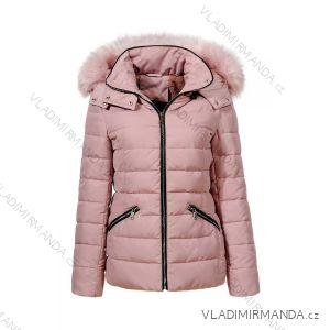 Kabát parka s kapucí zimní dámská prošívaná polstrovaná (m-2xl) GLO-STORY WMA-6711