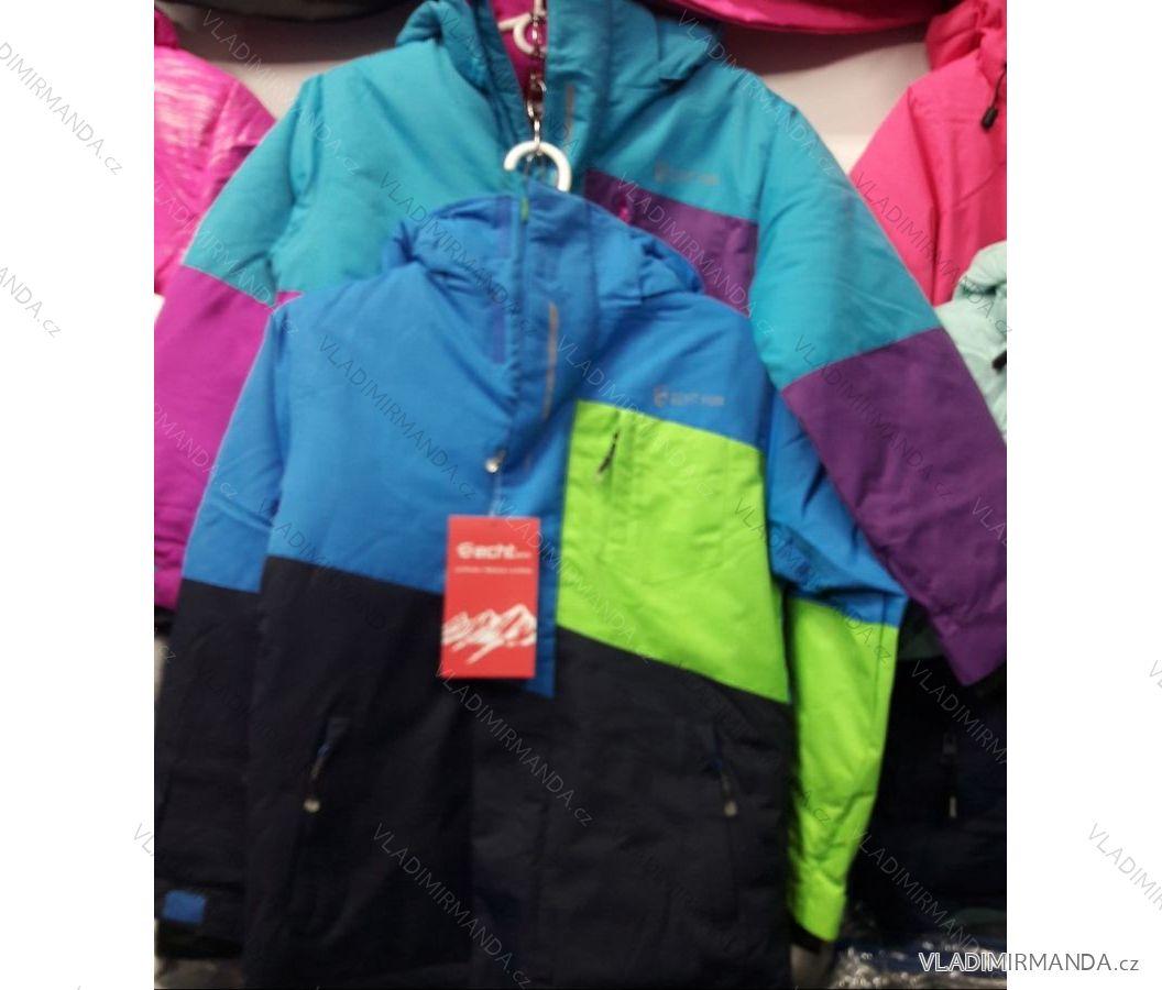 Bunda zimní sportovní lyžařská dorost dívčí chlapecká (134-164) ECHT HA03-M2 68c3c0245a