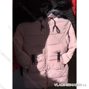 Kabát parka dámska teplá (s-2xl) MHM FASHION IM101812