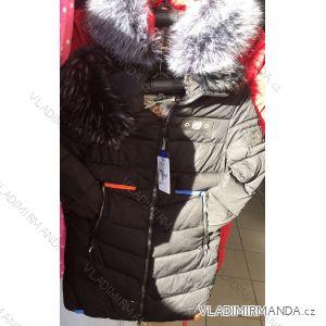 Kabát parka dámska teplá (s-2xl) MHM FASHION IM101813