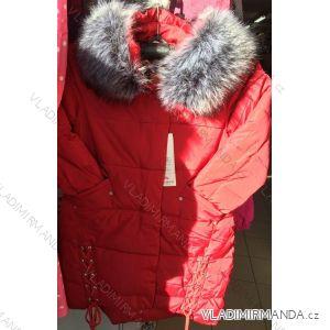 Kabát parka dámska teplá (s-2xl) MHM FASHION IM101814