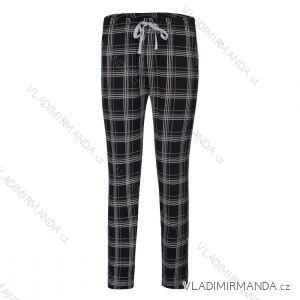 Kalhoty/ tepláky domácí pánské (s-2xl) WOLF S2878