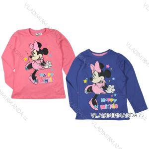 Tričko dlouhý rukáv minnie mouse dětské dívčí (104-134) EPLUSM DIS MF 52 02 5668