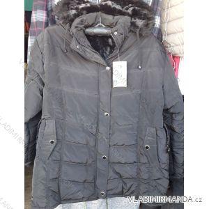 Bunda  zimní s kapucí pánská nadrozměrný (xl-4xl) HAUGE 1805D