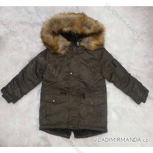 Bunda zimní dětská  chlapecká (4-12 let) SEAGULL 65032