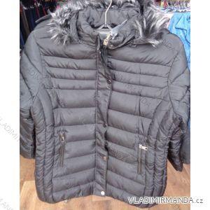 Bunda zimní kabát dámská nadrozměrné (xl-5xl) GUAN DA YUAN 1883G
