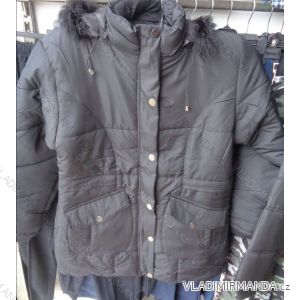 Bunda kabát zimní nadrozměrný dámský (m-3xl) HARPIA 231H