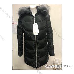 8d24d64f5ba3 Bunda   kabát dámská zimní prošívaná s kožíškem (s-2xl) POLSKO  LEU181411ZYIO1718