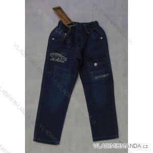 Rifle jeans dětské chlapecké (98-128) GUMA V PASE GOOD CHILDREN P1206