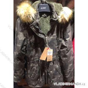 Kabát parka zimní  s kožešinou pánská (m-3xl) EMT-ALNWICK EMT18020