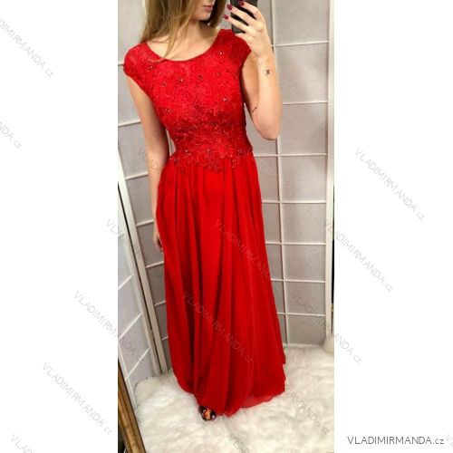92df550057d5 Šaty plesové dlhé dámske (uni sl) Taliansko móda IM21818820