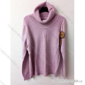 Svetr pulovr teplý dámský (m-xxl)L9786