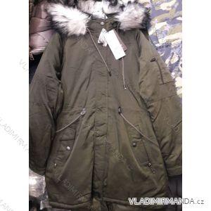 Kabát parka dámská teplá s kožíškem  (s-2xl) EMT-ALNWICK IM618W80007-2
