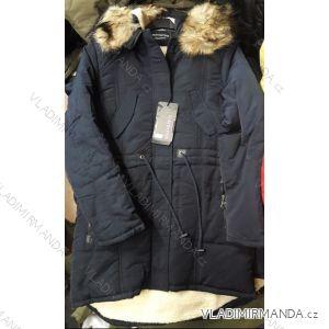 Kabát parka dámská teplá s kožíškem (s-2xl) GUAN DA YUAN IM618286