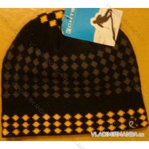 Čepice zimní dětská chlapecká univerzální ECHT K0220