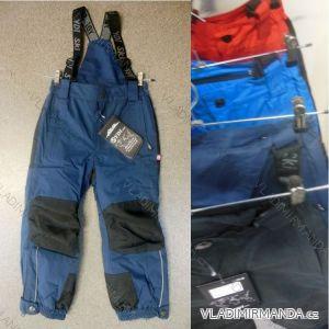 Kalhoty zimní zateplené nepromokavé lyžařské dětské dívčí a chlapecké (98-128) YDI SPORTS BY-1401-6