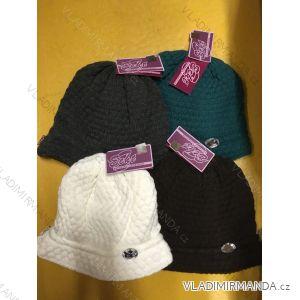 Čepice pletená dámská univerzální ECHT F075