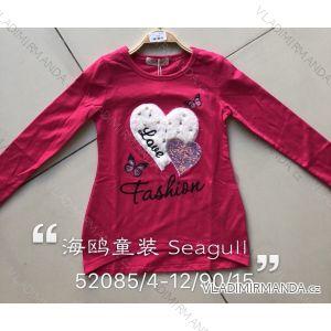 Tričko teplé dlouhý rukáv dětské a dorost (4-12 let) SEAGULL SEA1852085