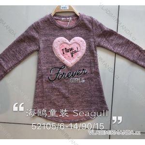 Tričko teplé dětské dorost dívčí (6-14 let) SEAGULL SEA1852105