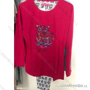 Pyžamo dlouhé dámské (m-2xl) COANDIN 999441