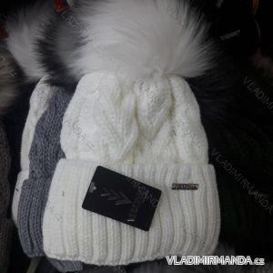 Čepice zimní pletená dámská (uni) VERONIC POLSKO PV418247