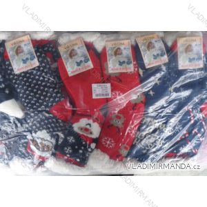 Ponožky teplé dámské vánoční motiv (35-42) EMI ROSS NěMECKO HA7691