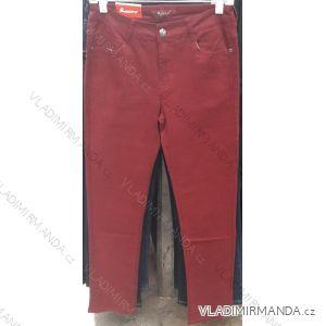 Kalhoty plátěné tenké celoroční dámské (30-42) SUNBIRD SUN18SX9568L