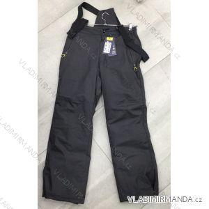 Kalhoty šustákové lyžařské zimní nepromokavé  pánské (s-2xl) MA2185450