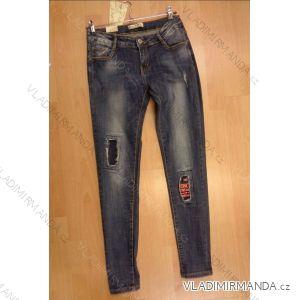 Rifle jeans dámské (34-44) SAL W071