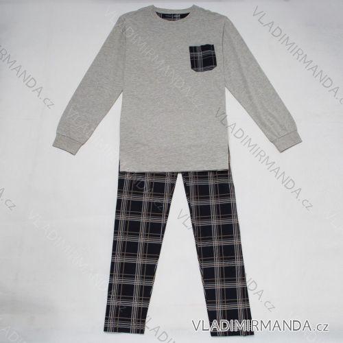 Pyžamo dlouhé pánské (m-xxl) WOLF S2877B