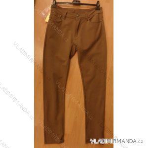 Kalhoty dlouhé dámské (34-44) SMILING JEANS W1001
