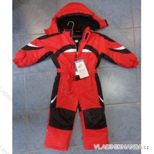 Kombinéza zimní šusťáková kojenecká a dětská dívčí a chlapecká (80-110) PENG MING LC1310