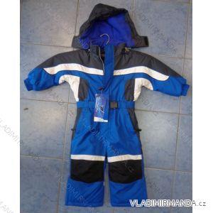 Kombinéza zimní šusťáková kojenecká a dětská dívčí a chlapecká (80-110) PENG MING LC1118
