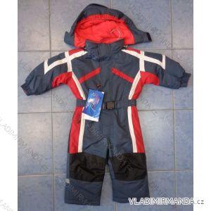 Kombinéza zimní šusťáková kojenecká a dětská dívčí a chlapecká (80-110) PENG MING LC1206