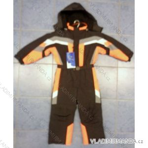 Kombinéza zimní šusťáková dětská dorost dívčí a chlapecká (116-140) PENG MING LB1231