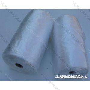 Hdpe slabé mikrotenové rolové tašky 5 kg role po 250 ks UNI TAR005ss