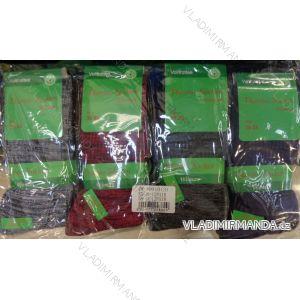 Ponožky teplé zdravotní thermo bavlněné dámské (35-42) PESAIL ZW-8001B