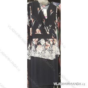 15a14e8618ab Šaty elegantní dámské nadrozměrné (42-50) POLSKá MODA PM219016