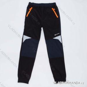 Kalhoty jemný manžestr outdoor  dětské dorost dívčí a chlapecké  (116-146) WOLF T2951