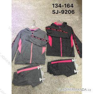 Souprava tepláková dorost dívčí (134-164) ACTIVE SPORT ACT19SJ-9206