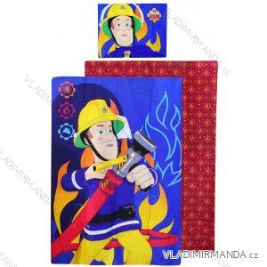 Ložní prádlo, povlečení požárník sam dětské chlapecké (140*200 + 70*90cm) SETINO 710-164
