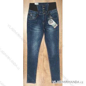 Rifle jeans dámské (xs-xl)/26-32 M.SARA  MA119MS826