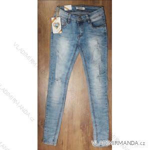 Rifle jeans dámské (xs-xl)/(25-31) GOURD MA119GD1081