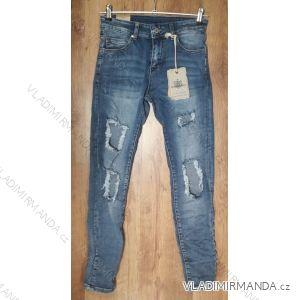 Rifle jeans dámské (S-2XL) ITAIMASKA MA119HS-3198