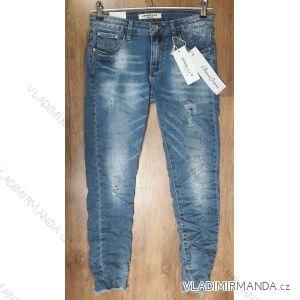 Rifle jeans dámské (S-2XL) Jewelly MA119JW-8133