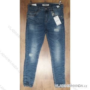 Rifle jeans dámské (S-2XL) Jewelly MA119JW6240