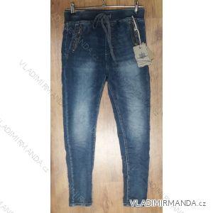 Rifle jeans dámské (S-2XL) ITAIMASKA MA119HS-3032